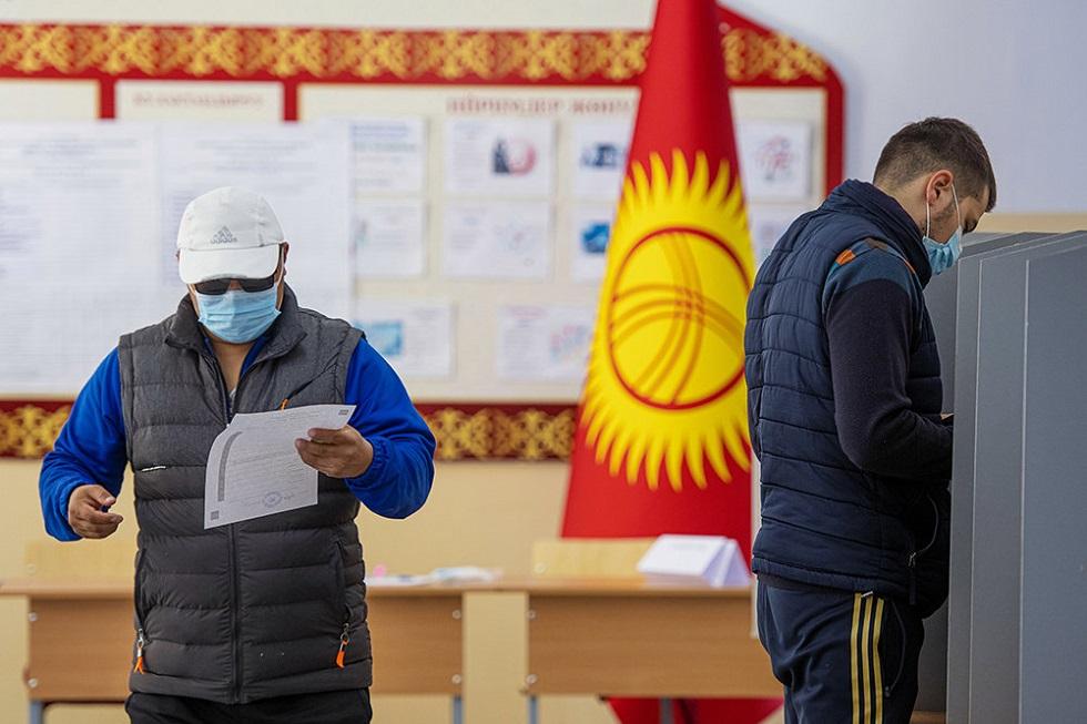 Дату президентских выборов назначили в Кыргызстане