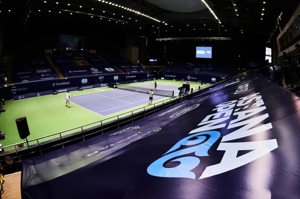 Теннис: в Нур-Султане стартовал ATP 250 Astana Open