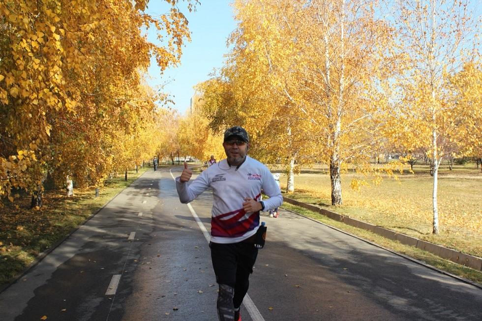 Алматы марафон запускает новый забег «Герой локации»