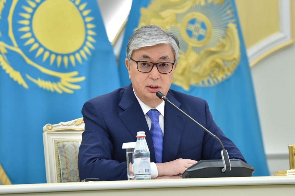 Токаев предложил пересмотреть закон использования госсимволов
