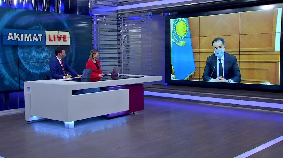 Б. Сагинтаев поручил провести бесплатные профилактические медосмотры детей и пожилых алматинцев