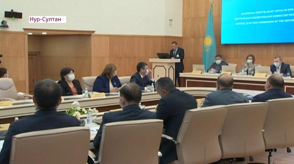 Парламентские выборы в Казахстане: членов избирательных комиссий тестируют и обучают