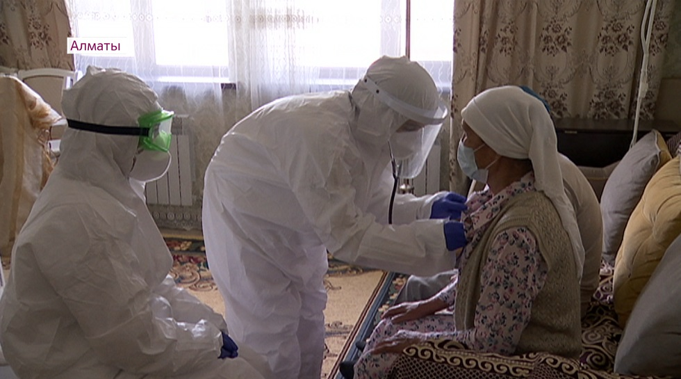 Медицинское обследование на дому: как готовятся алматинские поликлиники к профосмотру детей и пенсионеров