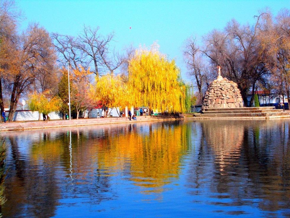 Погода в Алматы с 2 по 8 ноября 2020