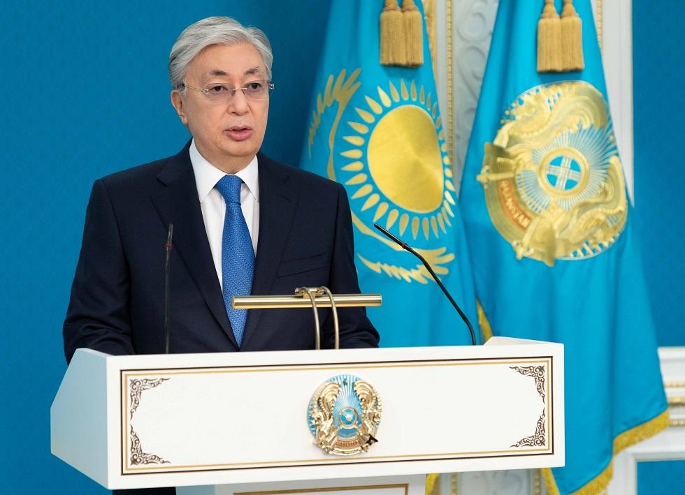 Касым-Жомарт Токаев выступил на Международном форуме по северному экономическому сотрудничеству