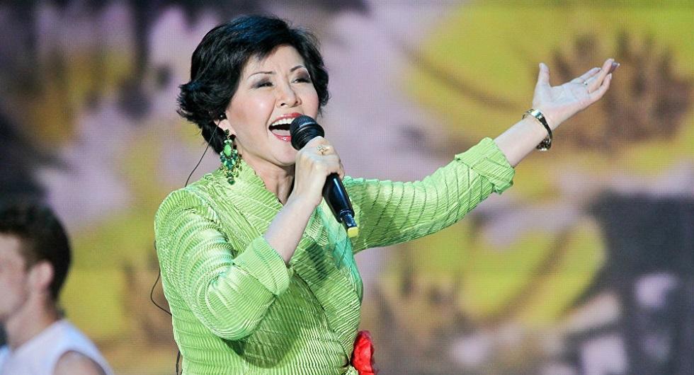 Роза Рымбаева боится, что Димаш Кудайберген лишится голоса