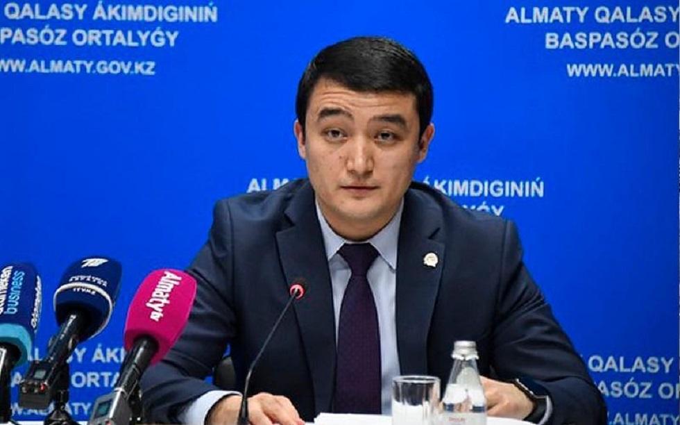 Мейржан Отыншиев ответит на вопросы алматинцев в эфире Akimat LIVE
