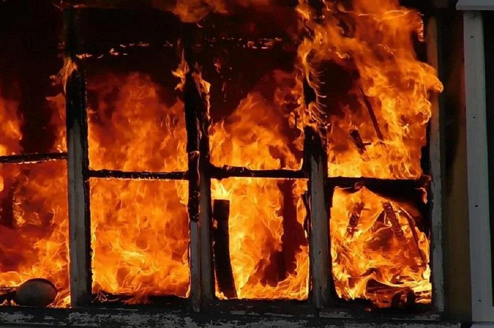 Пожар в Алматинской области: есть жертвы