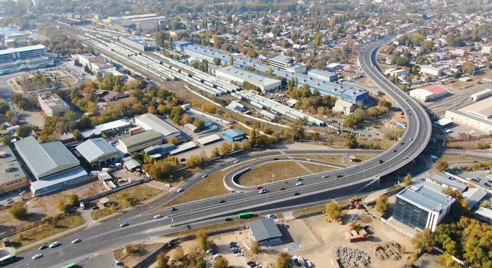 Сагинтаев рассказал о строительстве дорог в Новом Алматы