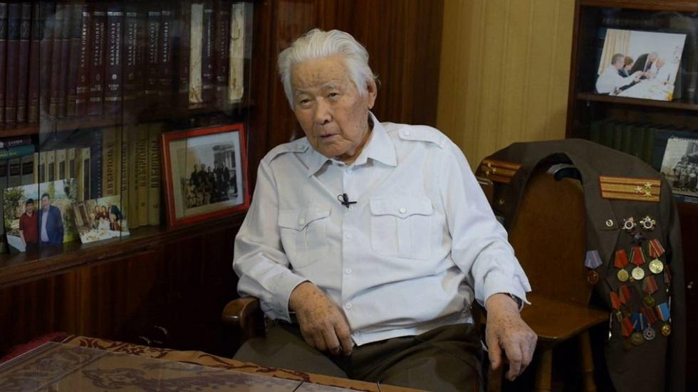 Ушел из жизни известный казахстанский историк, ветеран Великой Отечественной войны