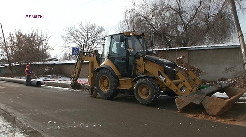 Водоснабжение и канализация: масштабные строительные работы ведутся в Нуршашкане