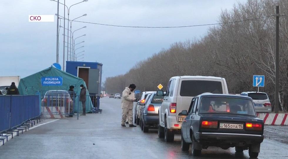 Красная зона: ситуация с COVID-19 в Северо-Казахстанской области