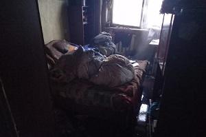 Пожар в многоэтажном доме Павлодара: есть жертвы