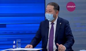 Санжар Тогай ответит на вопросы алматинцев в эфире Akimat LIVE