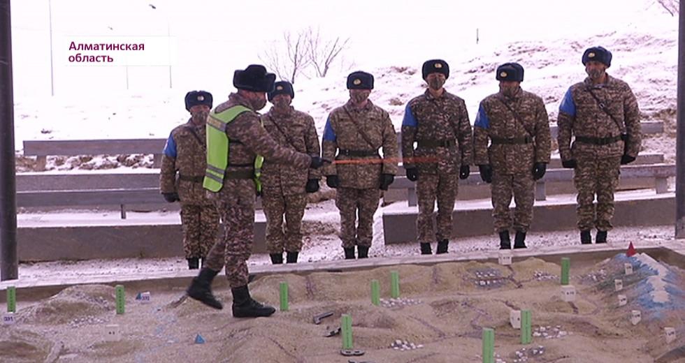 Казахстанские миротворцы готовятся к очередной миссии на Ближнем Востоке