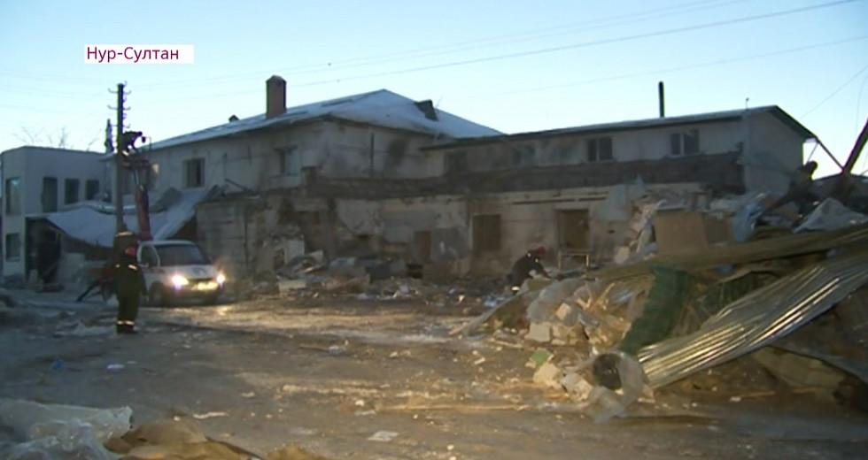 Взрыв в кафе Нур-Султана: новые подробности ЧП