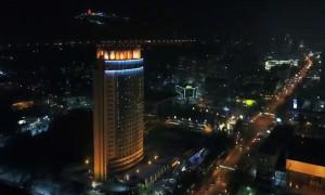 Алматы - первая любовь. Алматы - город храбрых сердцем. Алматы - наш дом
