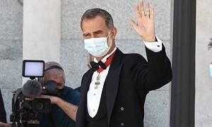 COVID-19 в Европе: король Испании Филипп VI ушел на карантин