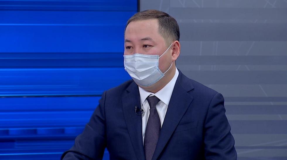 Санжар Тогай ответил на вопросы алматинцев в эфире Akimat LIVE