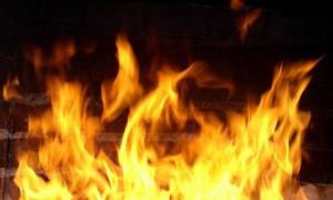 Шымкентские военные спасли жителей горящей многоэтажки