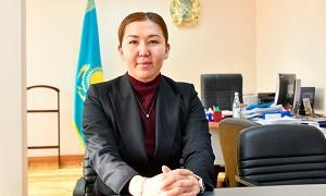 Алматы қаласы әкімі аппараты басшысының орынбасары тағайындалды