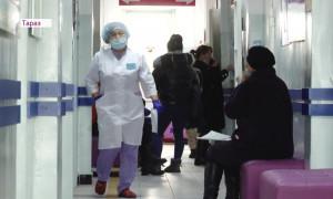 Жители Тараза массово откликнулись на призыв получить вакцину от COVID-19