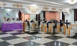Пышную свадьбу во время карантина проводили в Семее