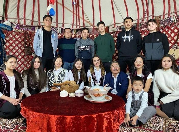 Дни казахской культуры проходят в Омске