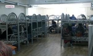 Как заботятся о бездомных людях в Центре социальной адаптации Алматы