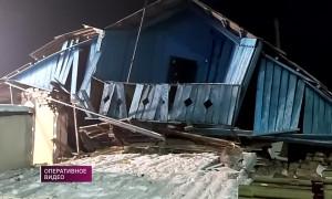 Взрыв в частном доме близ Талдыкоргана: пострадавшие госпитализированы