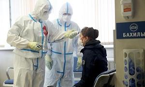 Более 27 тысяч случаев COVID-19 за сутки выявили в России