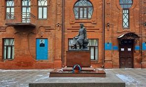 В Омске отметили 185-летие Чокана Валиханова