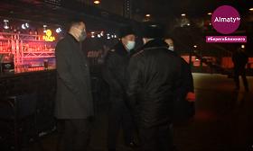 В Алматы за нарушение карантинных мер оштрафовано 36 объектов предпринимательства