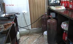 Елордада дәмханадағы жарылыстан кейін мыңға жуық қоғамдық тамақтану орындары тексеріледі