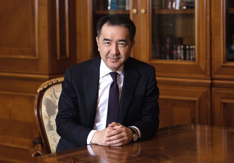 Бақытжан Сағынтаев алматылықтарды Тұңғыш Президент күнімен құттықтады