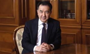 Бакытжан Сагинтаев поздравил алматинцев с Днем Первого Президента