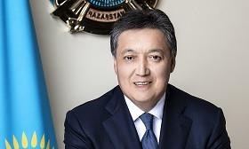 Аскар Мамин поздравил казахстанцев с Днем Первого Президента