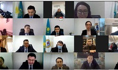 Бакытжан Сагинтаев обсудил с бизнес-сообществом Алматы вопросы поддержки и развития МСБ в период пандемии