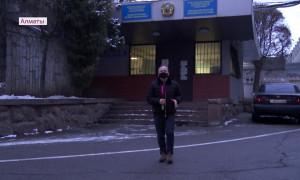 Полиция Алматы привлекает к ответственности родителей, оставивших детей без присмотра