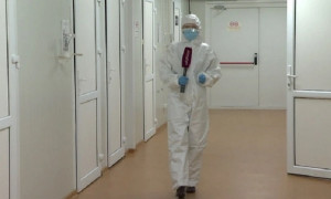 Новый инфекционный стационар открылся в Алматы