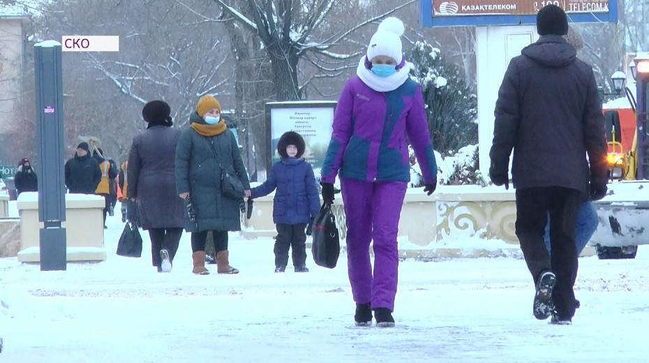 Красная зона COVID-19: ситуация в Северо-Казахстанской области