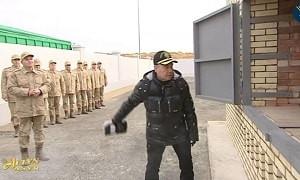 Президент Туркменистана открыл новую печь для сжигания наркотиков