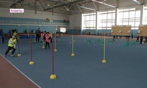 Программу детской легкой атлетики внедрили в 10 алматинских школах