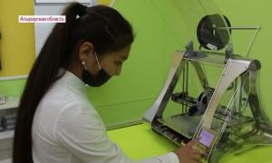 Роботы и дроны собирают сельские школьники из Атырауской области