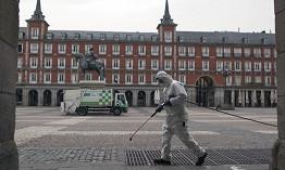 COVID-19: в Европе ужесточают карантин в праздничные дни