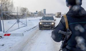 Перестрелка на границе Украины и России: есть жертвы