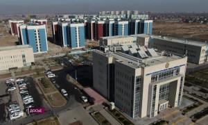"""Журналистам и блогерам рассказали и показали этапы реализации проектов в рамках стратегии """"Алматы 2050"""""""