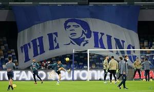 Один из европейских стадионов переименовали в честь Марадоны