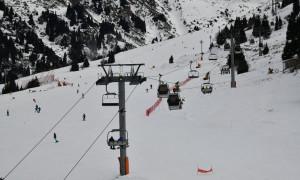В Алматы запустили визит-центр на самой высокой точке горнолыжного курорта «Шымбулак»