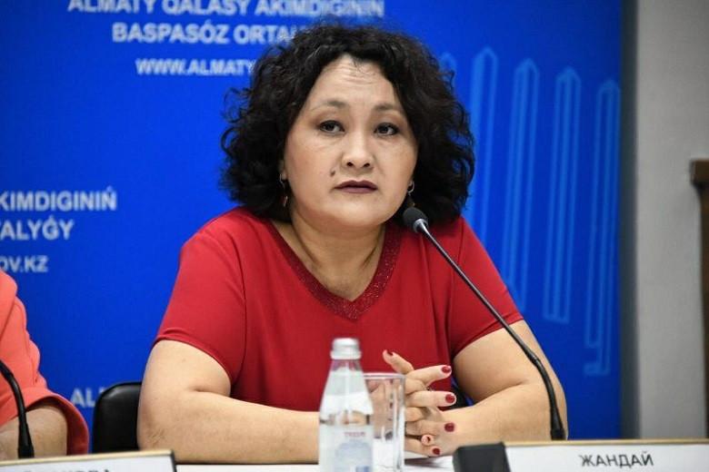 Представители центра «Бақытты отбасы» поздравили алматинцев с Днем Независимости и призвали соблюдать карантинный режим